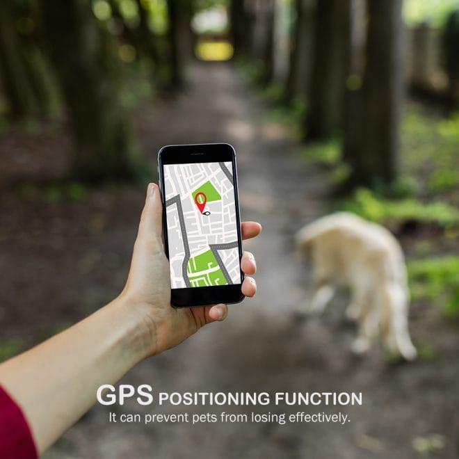 DOGSFUNS F9 GPS TRACKER